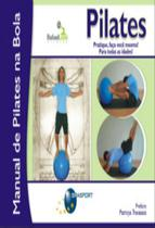 Manual de pilates na bola - Brasport -