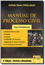 Manual de processo civil - fase postulatoria -  j - Jurua