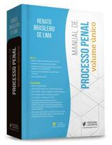 Manual de Processo Penal - Volume Unico - 9ª ED. (2021) - RENATO BRASILEIRO - JUSPODIVM -