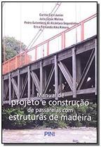 Manual de Projeto e Construção de Passarelas - Pini -