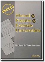 Manual de projetos de extensao universitaria - Avercamp -