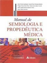 Manual de Semiologia e Propedêutica Médica - 01Ed/19 - Atheneu
