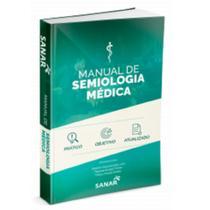 Manual de semiologia médica - Sanar -