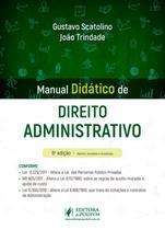 Manual Didático De Direito Administrativo - Juspodivm -