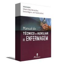 Manual do Técnico e Auxiliar de Enfermagem - Editora martinari