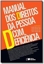 Manual dos direitos da pessoa com deficiencia - Saraiva