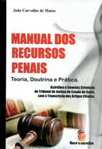 Manual dos Recursos Penais - Servanda