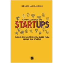 Manual jurídico das startups - Scortecci Editora -