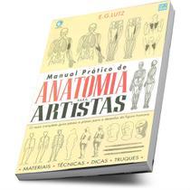 Manual Prático de Anatomia Para Artistas Truques Técnicas - Criativo