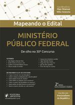 Mapeando o Edital - Ministério Público Federal 2º Edição (2019) - Juspodivm -