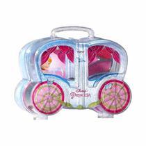 Maquiagem Infantil Carruagem Cinderela Princesas Disney Batom Sombra Blush View -