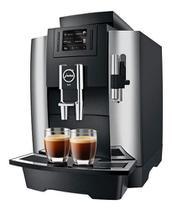 Máquina Café Expresso Jura Mod. We8 220 Volts - 220V - Preta/Inox -