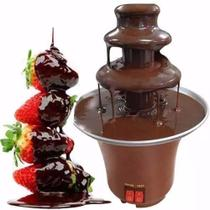 Maquina Chocolate Fondue Eletrica  Cascata 110v Mini - American appliances