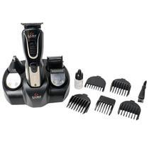 Máquina Cortador De Cabelo Barba E Pelos 10 Em 1 Gama Gc625 -