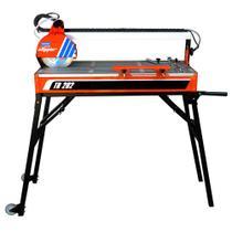 Máquina cortadora de piso com bancada 900 watts com rodinhas - Clipper TR202E (220V) - Norton