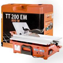 Máquina cortadora de piso portátil com bancada 800 watts - TT200EM (220V) - Norton