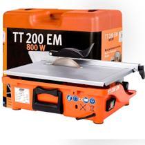Máquina cortadora de piso portátil com bancada 800 watts - TT200EM - Norton -