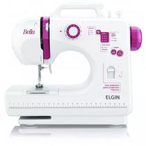 Maquina Costura Bella Elgin 6 Pontos Pequenos Reparos Bl1200 -