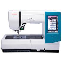 Máquina costura e borda Janome 9900 - Bivolt -