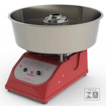 Máquina de Algodão Doce - ADB-02 Inox Escovado - Selo Inmetro - Braesi -