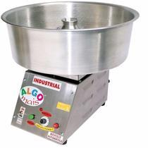 Máquina de Algodão Doce Algo Mais Base Inox Bivolt Industrial Ademaq -