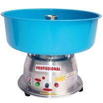 Máquina de Algodão Doce Clean Bivolt Profissional Ademaq Azul -