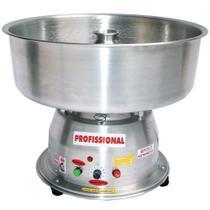 Máquina de Algodão Doce Clean Bivolt Profissional Ademaq Cinza -