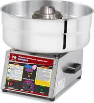 Máquina de Algodão Doce Profissional - AD-43 Alumínio - Inovamaq -