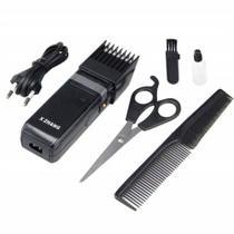 Máquina de Aparar  Cortar Cabelo Barbeador Semi Profissional - Rifeng