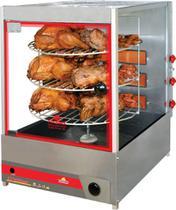 Maquina de assar frangos Giratória 30 Kg PRP-124 Progás -