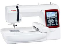 Máquina de bordado Janome MC230E bivolt -