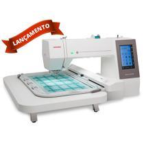 Máquina de bordar 1 agulha - mc550e - Janome