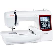 Máquina de Bordar Eletrônica - Janome MC230E -
