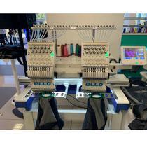 Maquina de bordar ello 2 cabeças 12 agulhas ctf 1202 -