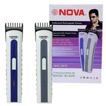 Maquina de Cabelo Nv3915 - Nova