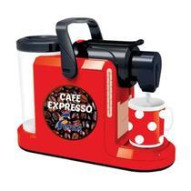 Maquina de Café com  Capsula Infantil Fenix Brinquedos -