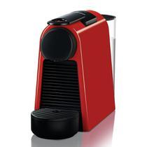 Máquina de Café em Cápsulas Nespresso Essenza Vermelha Mini, 19 Bar Expresso -