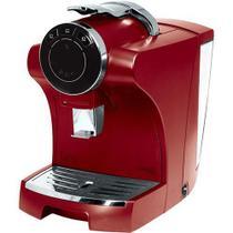 Máquina de Café Expresso Multibebidas Tres Corações 110v, vermelha - S05 SERV - Três corações