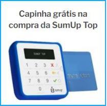 Máquina de cartão Sumup Top -