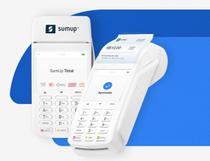 Máquina de Cartão Total WiFi 3G Crédito e Débito - Sumup