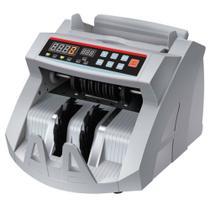 Maquina De Contar Dinheiro Cedulas Detecta nota Falsa 110V GT592-1 - Lorben -