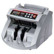 Maquina De Contar Dinheiro Cedulas Detecta nota Falsa 220V GT592-2 - Lorben -
