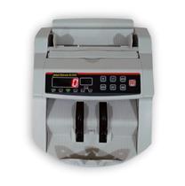 Maquina de contar dinheiro GL1410 Detect Eletronic 220v tem função de identificar dinheiro falso e irregularidades -