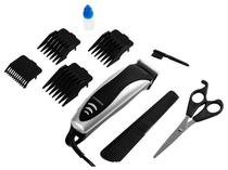 Máquina de Cortar Cabelo Mondial Hair Stylo - 4 Níveis de Altura