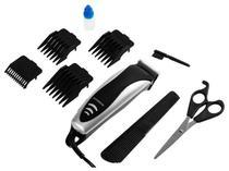 Máquina de Cortar Cabelo Mondial Hair Stylo - 5 Níveis de Altura