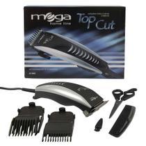 Máquina de Cortar Cabelo Top Cut - Mega -