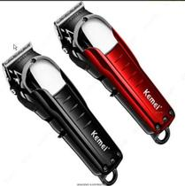 Maquina de corte kemei professional hair clipper km- 2608 bivolt -
