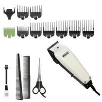 Máquina De Corte Wahl Home Pro Haircutting Branco 120v -