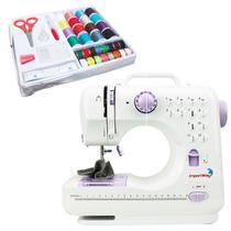 Máquina De Costura 12 Pontos Iwmc-505c Com Kit De Agulha Bivolt - IMPORTWAY