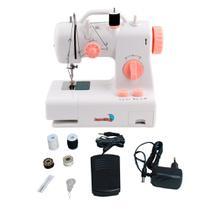 Maquina de Costura 2 Velocidades 12 Pontos IWMC501 Importway -